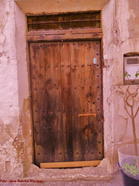Puertas viejas fotos jose antionio blazquez for Imagenes de puertas viejas